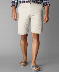Your favorite brand, style that never lets you down. These Dockers shorts are always a classic.
