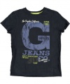 Guess All-American T-Shirt (Sizes 8 - 20) - navy/blue, 12/14