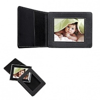 Coby Electronics 3.5 portable digital photo album with MP3 player. For all your photos when you're on the go. And it doubles as an MP3 player.