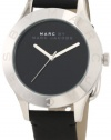 Marc by Marc Jacobs MBM1205 Black Patent Blade Watch