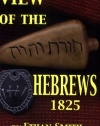 View of the Hebrews 1825