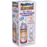 NeilMed Clearcanal Ear Wax Removal, 6 Ounce
