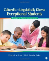 Culturally and Linguistically Diverse Exceptional Students: Strategies for Teaching and Assessment